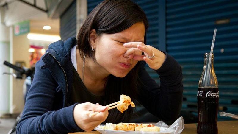 Món đặc sản Đài Loan vừa ăn vừa bịt mũi