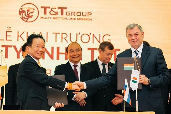 """T&T Group: Bước ra sân chơi quốc tế bằng việc """"bắt tay"""" với những tập đoàn """"khủng"""" của thế giới - Ảnh 2"""