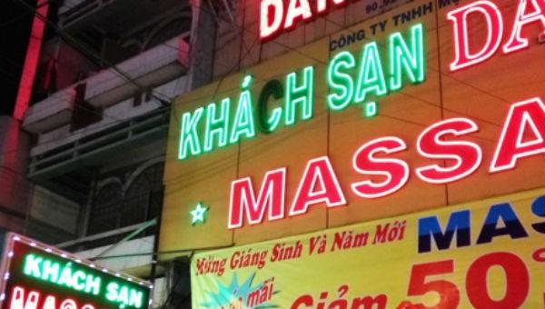 Triệt phá 53 ổ mại dâm tại Hà Nội