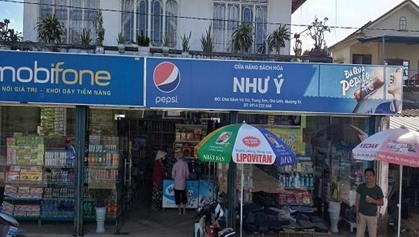 Quảng Trị: Xử phạt tiệm tạp hóa bán hàng hết hạn sử dụng