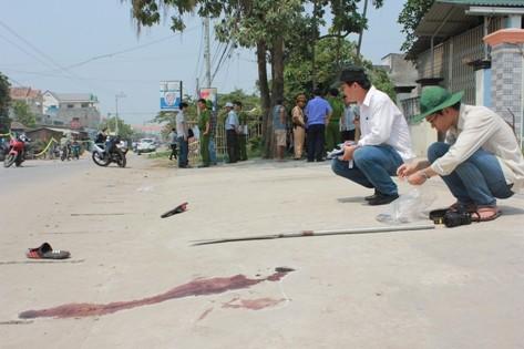 Quảng Nam: 2 băng nhóm thanh toán nhau, 3 người thương vong