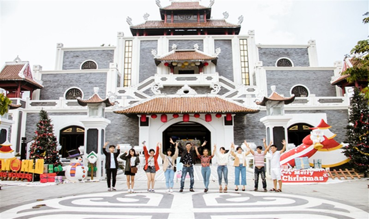 Cơ hội vui chơi miễn phí tại Sun World Danang Wonder