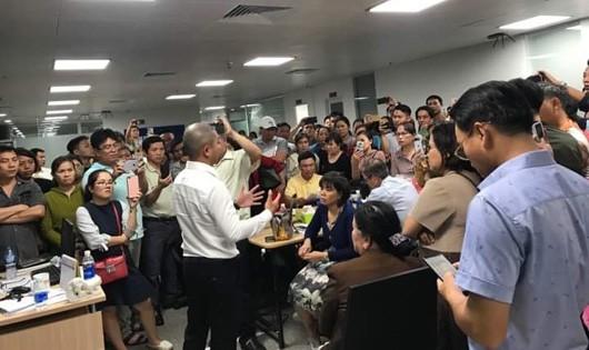 Vụ gần 1.000 khách hàng mua đất chưa có sổ đỏ tại Quảng Nam: Chủ đầu tư cam kết sẽ ra sổ