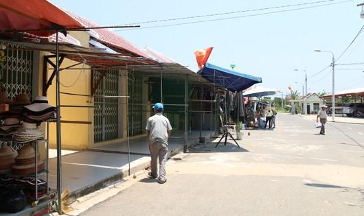 Hội An (Quảng Nam): Bất cập quy hoạch, tiểu thương cảnh Cửa Đại lâm cảnh bán buôn ế ẩm