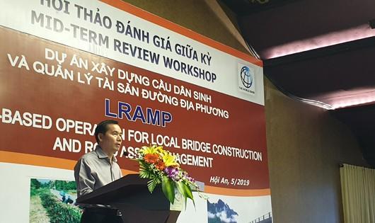 Dự án xây dựng cầu dân sinh và quản lý tài sản đường địa phương hiện nay ra sao?