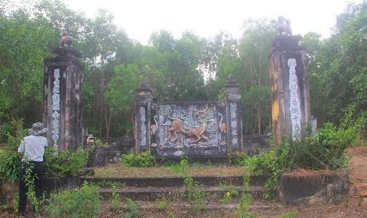 Những di tích độc đáo gắn với hành trình mở cõi ở Quảng Nam