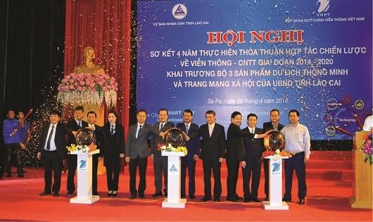 Lào Cai: Hạ tầng công nghệ thông tin tạo nên diện mạo mới của chính quyền điện tử