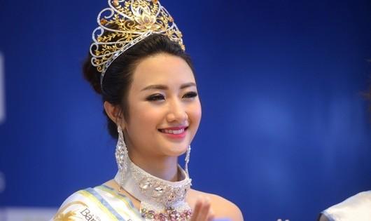 Vì sao Hoa hậu Thu Ngân 'mất hút'?