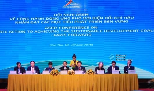 Việt Nam đi đầu trong việc thực hiện các thỏa thuận khí hậu quốc tế