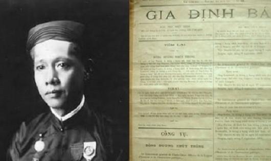 Báo chí cách mạng Việt Nam mạnh mẽ từ buổi khai sinh
