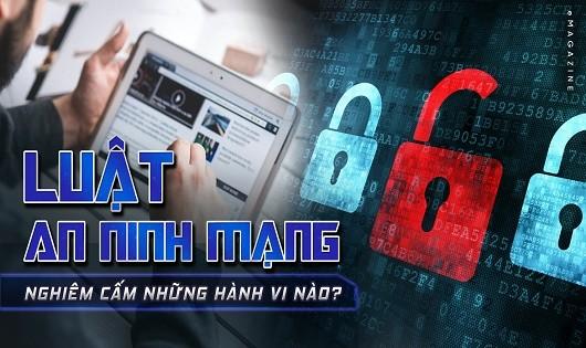 An ninh mạng, khủng bố mạng, gián điệp mạng là gì?
