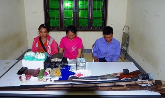 Bộ đội Biên phòng bắt giữ hơn 1.000 đối tượng liên quan đến ma túy