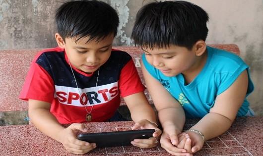 Giải pháp nào bảo vệ trẻ em trên không gian mạng?