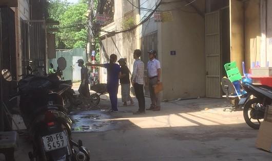"""Hoàng Mai, Hà Nội: 6 năm vào cuộc, chính quyền vẫn không biết ai đã """"hô biến"""" 55m2 đất?"""