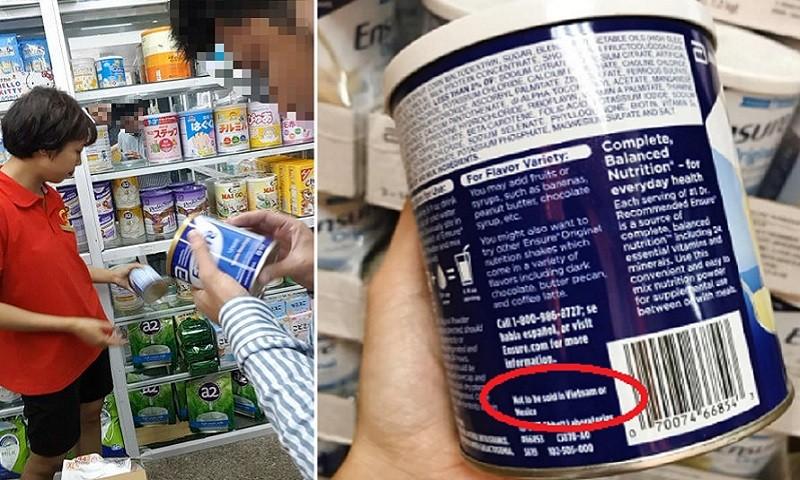 Chuỗi siêu thị Vườn của bé bán hàng xách tay giả, chất lượng tồi?