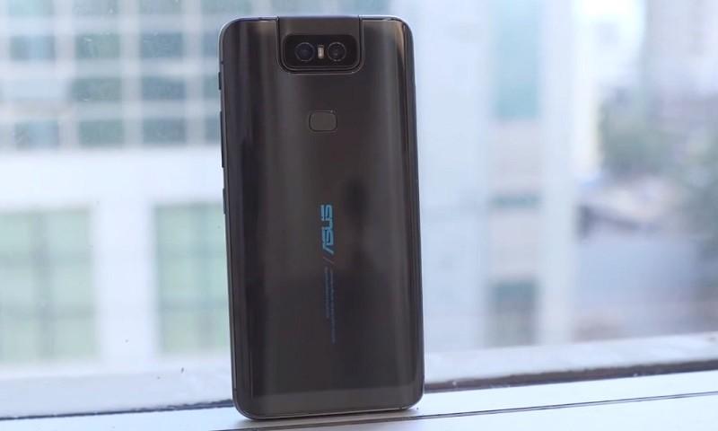 ZenFone 6 vượt mặt Galaxy S10 5G về khả năng 'tự sướng'