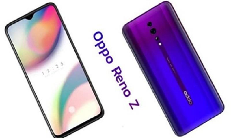 Oppo Reno Z ra mắt với giá 4,9 triệu đồng