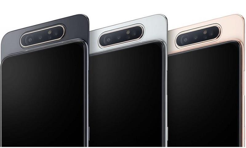 Samsung Galaxy A80 lên kệ kèm nhiều quà tặng hấp dẫn
