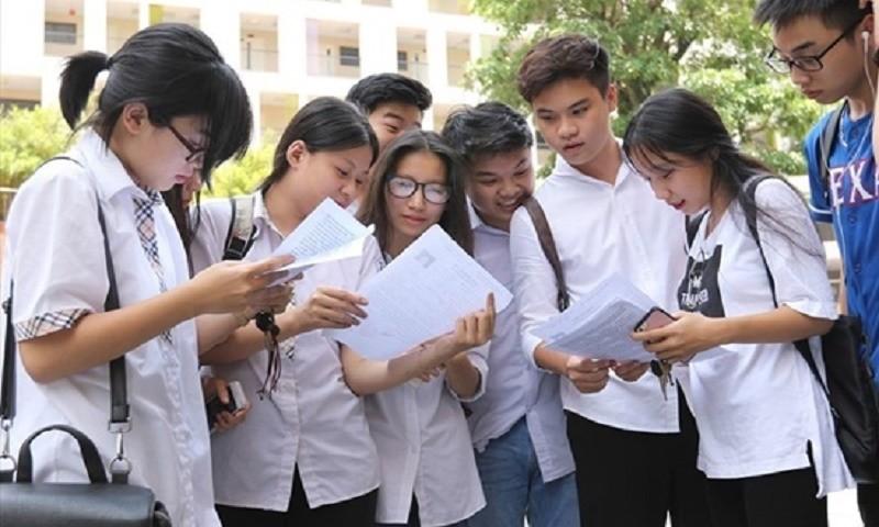 Hàng nghìn thí sinh trượt kỳ thi Trung học phổ thông Quốc gia 2019