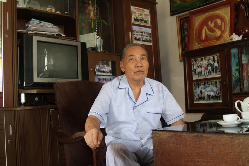 Nghẹn ngào hồi tưởng kỷ niệm đẹp về Chủ tịch nước Trần Đại Quang với trường cũ