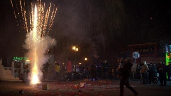 Thanh niên đốt pháo đám cưới bị chấn thương não, tử vong