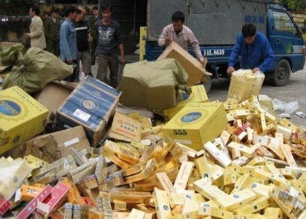Hoạt động thương mại, sản xuất, buôn bán hàng giả có thể bị phạt tới 100 triệu đồng