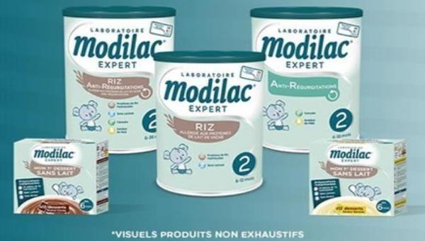 Hàng chục trẻ em nhiễm khuẩn sữa của Pháp