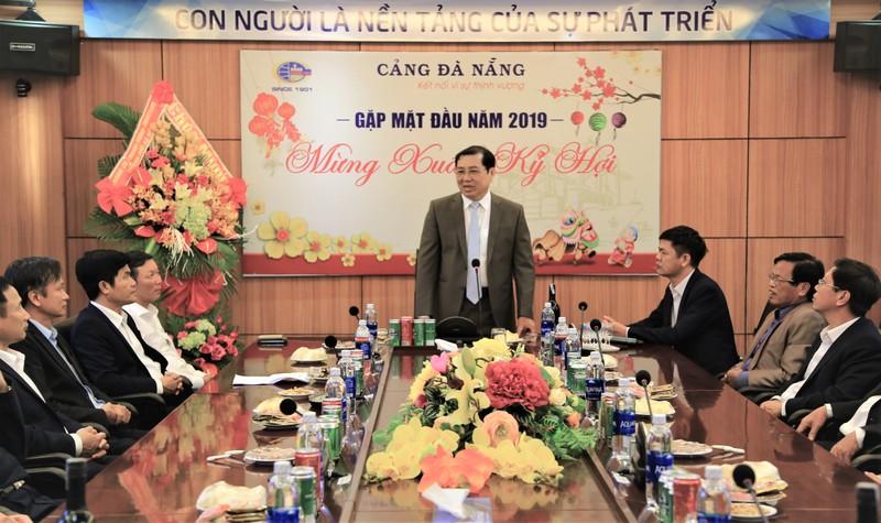 """Cảng Đà Nẵng """"hậu thuẫn"""" cho sự phát triển của thành phố biển Đà Nẵng"""