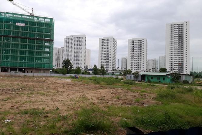 Lộ diện Công ty Trung Quốc đứng sau vụ tranh chấp dự án The Mark, Quận 7