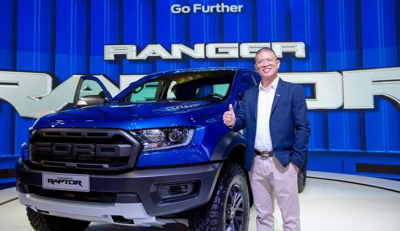 Ford Việt Nam trình làng Ford Ranger Raptor, tiếp tục củng cố ngôi vương phân khúc xe bán tải