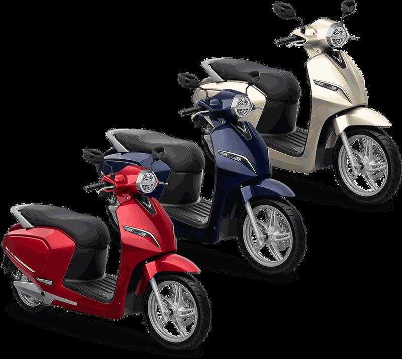 VinFast ra mắt xe máy điện Klara, sản xuất tại Hải Phòng