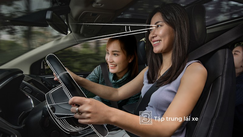 """Để có một hành trình an toàn, tài xế cần biết 5 quy tắc """"vàng mỗi khi ngồi sau vô lăng"""