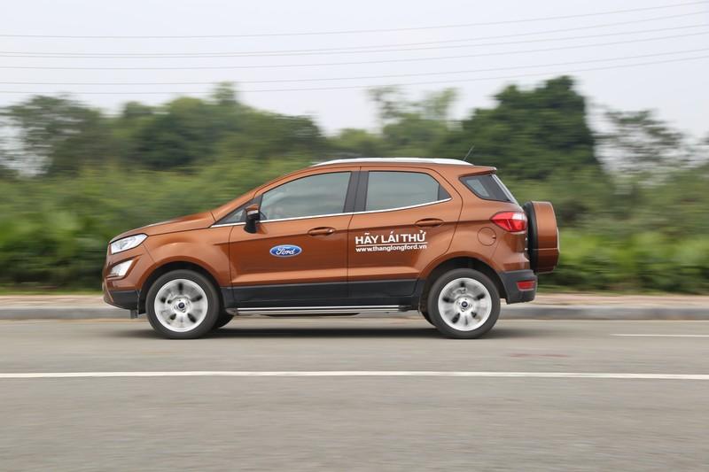 Ford Việt Nam tổ chức ngày hội sáng tạo với chiếc SUV cỡ nhỏ EcoSport