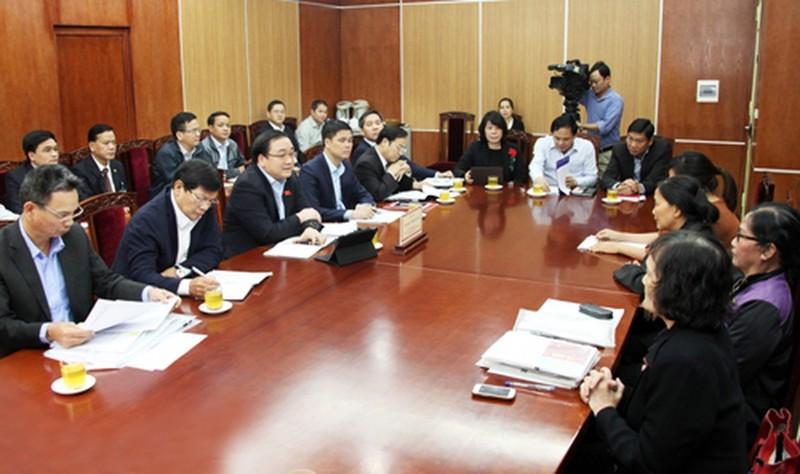 Hà Nội làm đúng khi không cho ghi hình công chức trong buổi tiếp công dân
