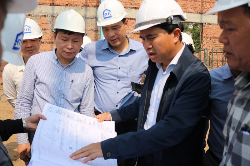 Bộ Xây dựng chỉ đạo khắc phục tai nạn lao động nghiêm trọng gây chết nhiều người tại Vĩnh Long