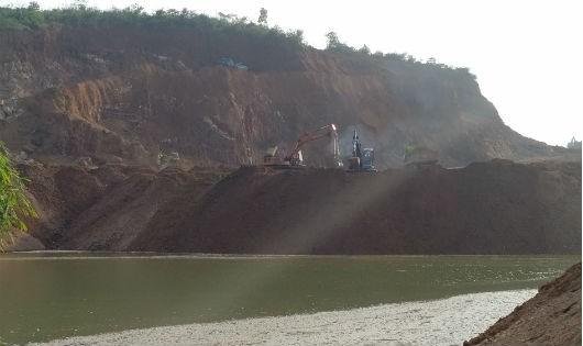 Doanh nghiệp xâm lấn đất hồ thủy điện Thác Bà (Yên Bái): Sai phạm nối tiếp sai phạm?