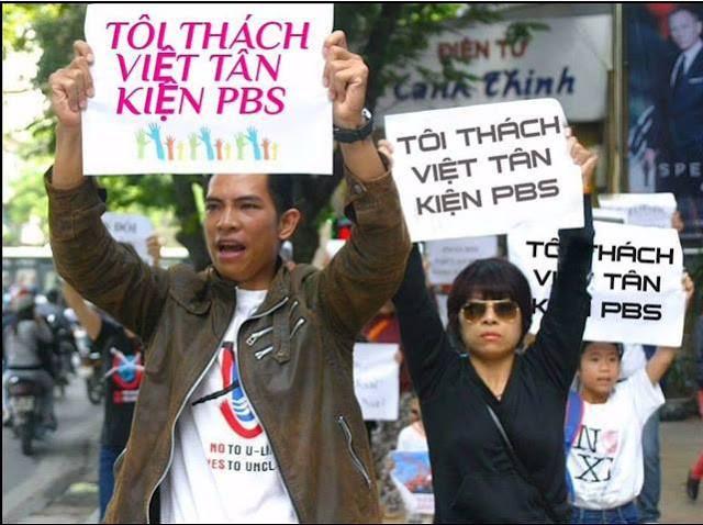 Khi chiêu trò Việt Tân bị hải ngoại tẩy chay