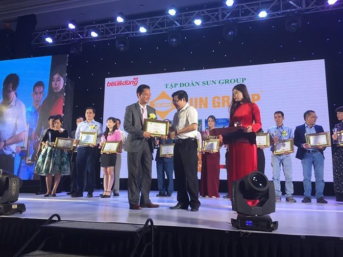 Bà Nà Hills lọt top dịch vụ được Tin & Dùng nhất Việt Nam 2016