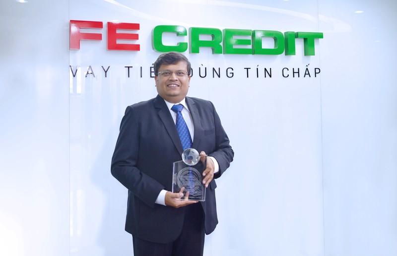 FE CREDIT ký kết hợp đồng vốn 100 triệu USD với Ngân hàng CREDIT