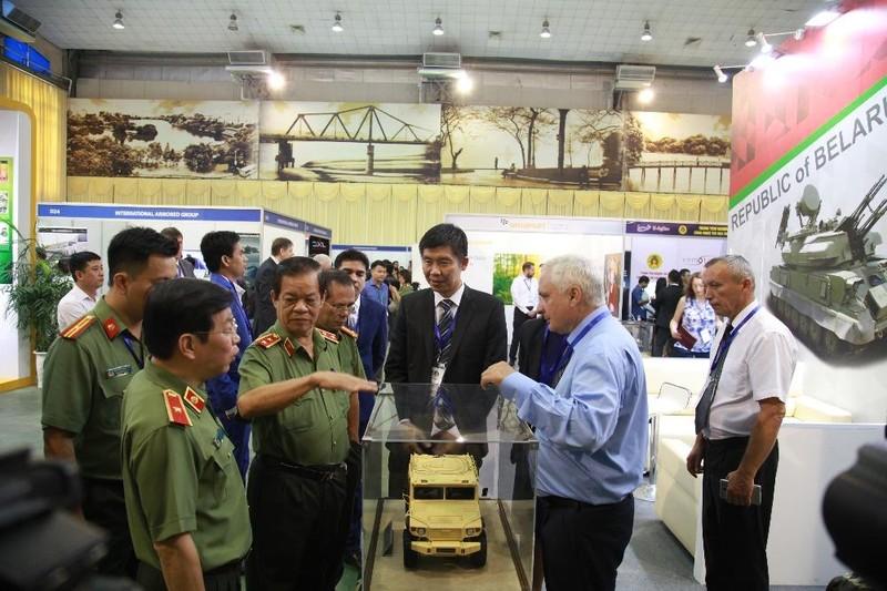 Homeland Security Expo Vietnam 2018: Triển lãm riêng và duy nhất về ngành An ninh – Quốc phòng tại Việt Nam.