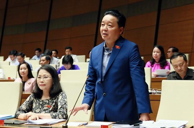 Bộ trưởng Trần Hồng Hà: Xử lý ô nhiễm phải giải quyết từ đầu nguồn