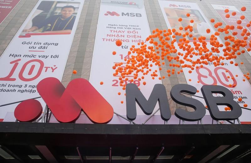 Đổi tên thành MSB, Ngân hàng Hàng Hải gây bất ngờ ngay vào đầu năm mới