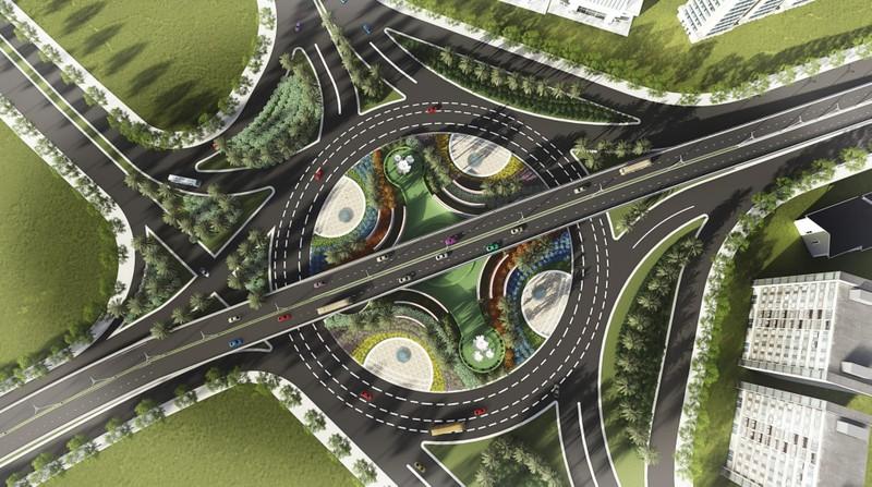 Hà Nội cho phép kéo dài thời gian điều chỉnh dự án đường Giao thông quanh Khu tưởng niệm danh nhân Chu Văn An