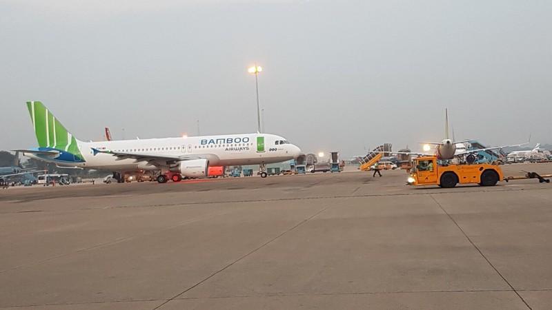 Bamboo Airways sẽ tăng cường bay đêm chặng Tp. Hồ Chí Mình - Hà Nội từ ngày 03/2 đến ngày 13/2/2019 - Ảnh 1