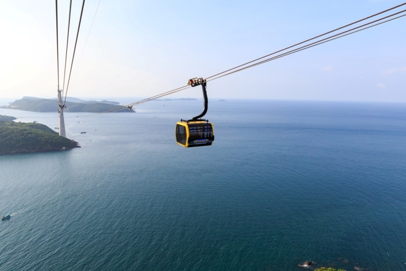 Sun World Hon Thom Nature Park hấp dẫn dòng khách lớn trong mùa Tết 2019