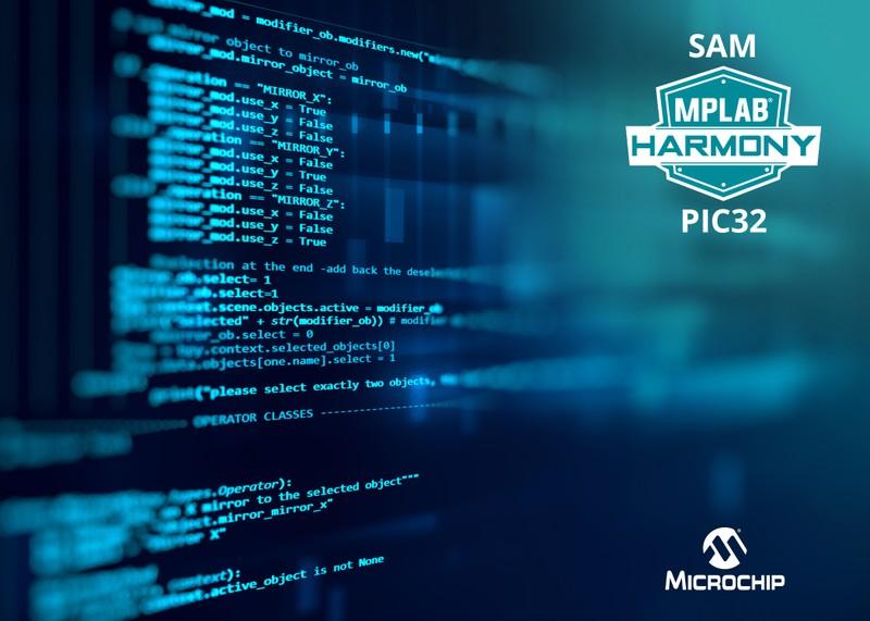 MPLAB®Harmony Phiên bản 3.0 hợp nhất khung phát triển phần mềm cho các vi điều khiển PIC® và SAM