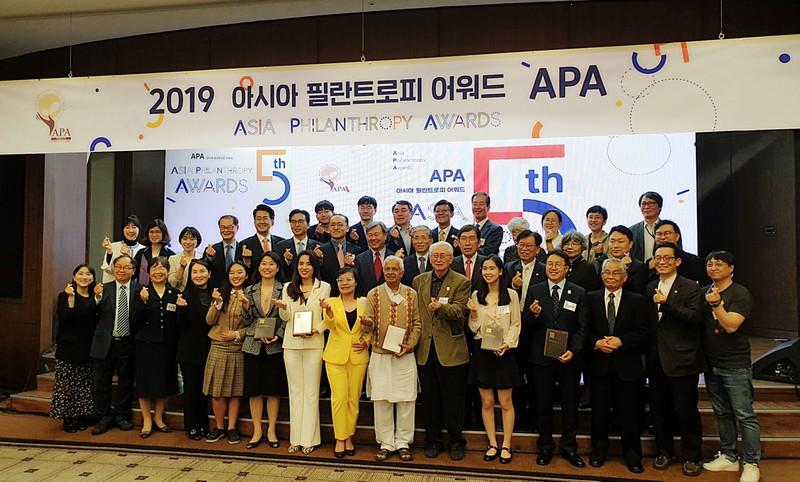Quỹ Vì Tầm Vóc Việt khẳng định năng lực trong hoạt động cộng đồng tại Châu Á