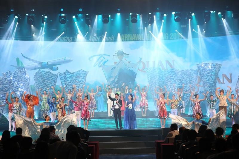 Carnaval Hạ Long 2019: Đêm nghệ thuật rực rỡ sắc màu bên bờ di sản