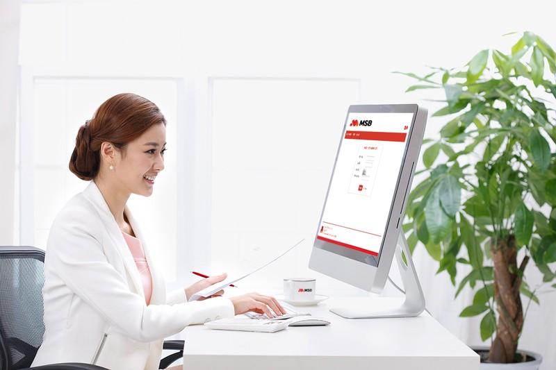 MSB chính thức áp dụng hóa đơn điện tử