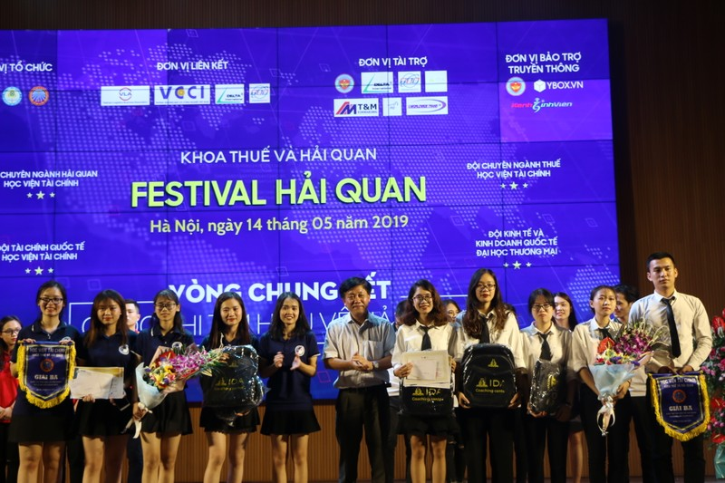 Sôi động Cuộc thi tìm hiểu về Hải quan – Festival Hải quan 2019